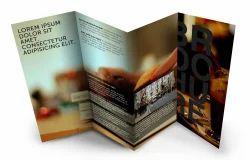 Art Paper 1200 Dbi Pamphlet Printing Service, Automatic Grade: Semi-Automatic