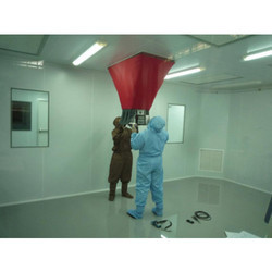 Pharmaceuticals Clean Room Validation Services