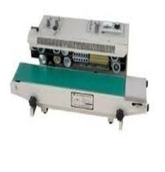 Semi-Automatic Solid Ink Coding Band Sealer, Capacity: 0-12 Mtr/Min, Vertical
