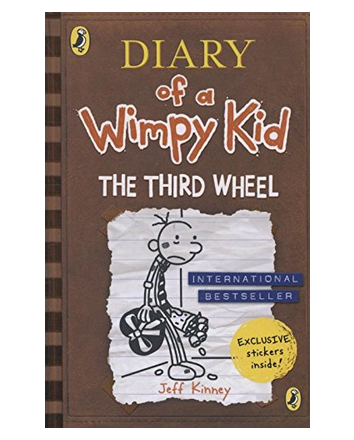 Diary Of A Wimpy Kid Story Book