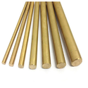 Low Leaded Brass Rods C33000, Usage Industrial