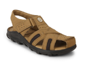 Red Chief Rust Slip On Sandal For Mens Rc0317, Size: 6-7-9-10