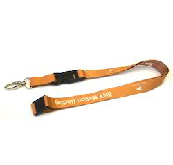 Digitally Printed Lanyard with Release Buckle And Break Away