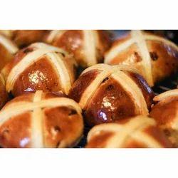 Hot Cross Bakery Bun