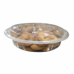 Plastic Round Box Combo