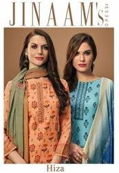 Jinaam Presents Cotton Salwar Suits