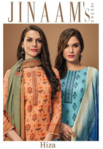 Jinaam Presents Cotton Salwar Suits