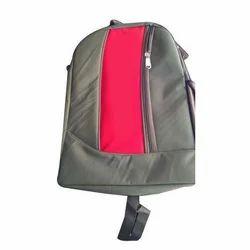 Polyester Zipper Backpack School Bag