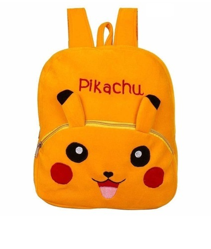 e3d9f43bda90 Pikachu School Bag at Rs 80  piece