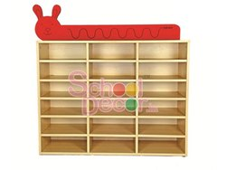 School Furniture Storage SQ-064