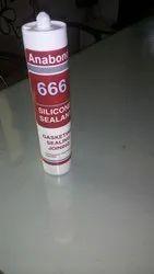Anabond 666 Rtv Silicone Sealant