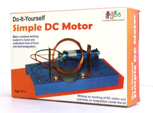 Physics - Advanced Projects - Simple DC motor Manufacturer