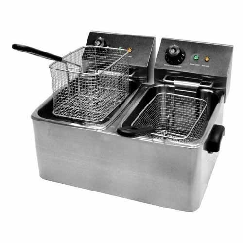 SS Deep Fat Fryer