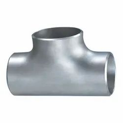 Butt Weld Tee Fittings