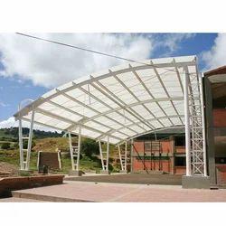 Mild Steel Roof Structure