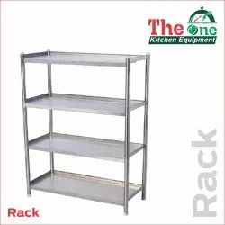 The One Silver Dish Rack, For Hotel