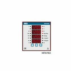 3 Phase Multifunction Power and Energy Meter / Power Line Supervisior - TRMS
