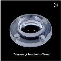 Temporary Keratoprosthesis