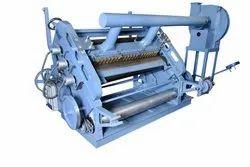 Oblique Type Single Facer Corrugation Machine