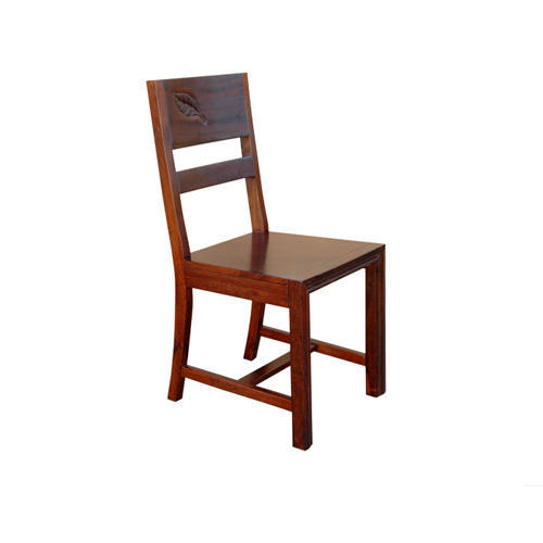 Brown Traditional Wooden Dining Chair Warranty 1 Year