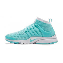 53f4e063abad Blue And White Nike Air Presto Ultra Flyknit Sports Shoes For Men s ...