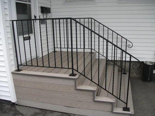 Exterior Wrought Iron Railing on modern railings exterior, wooden railings exterior, doors exterior, deck railings exterior, stainless steel handrails exterior, iron handrails exterior, steel railings exterior,