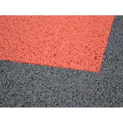 EPDM Rubber Granules Tiles