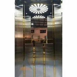 Automatic Designer Elevator Cabin