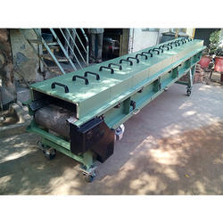 Steel Wire Mesh Belt Conveyor
