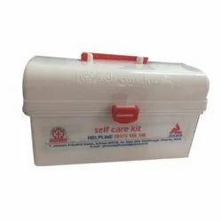 Acrylic First Aid Box