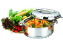 Esteelo Flora Stainless Steel Insulated Hot Pot Casserole