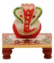 Chowki Ganesha