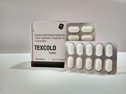 Paracetamol Phenylephrine CPM 2 Caffeine Tablets