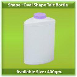 Oval Shape Bottle
