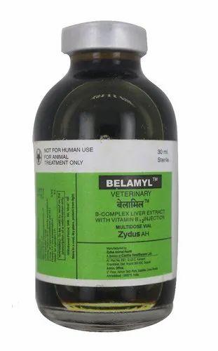 BELAMYL 30ML VITAMIN B12 INJECTION - Vea Impex, Mumbai | ID