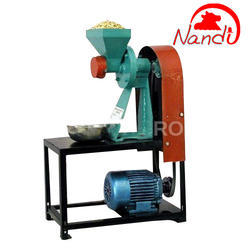 Nandi Peanut Butter Making Machine
