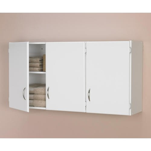 White Sterile Tech Wall Mounted Cabinet