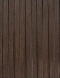 WM-308 6G Walnut PVC Wall Panel
