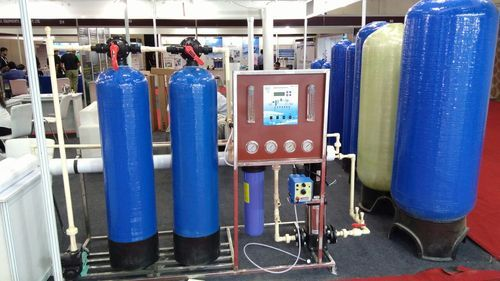 FRP 1000 LPH RO Plant, Automatic, Reverse Osmosis Unit