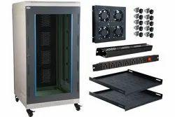 Mass Rack Floor Standing Network Rack 22U 600X600 mm