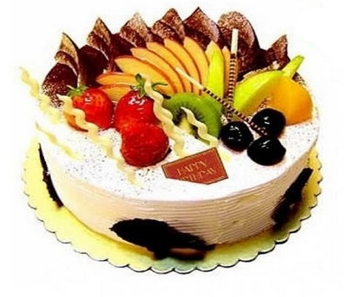 Groovy Cgc1184 Moreish Fruit Cake Birthday Cake Cake N Gifts Funny Birthday Cards Online Alyptdamsfinfo