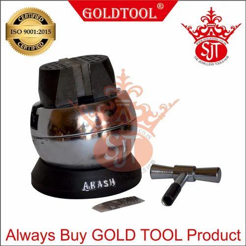 Gold Tool Engraving Block 5