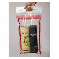 Security Tamper Evident Bag