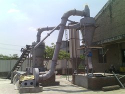 Is 2062 Or Ss304 65 Hp Sulphur Grinding Mill, Capacity: 2-5 Tph, 2000