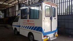 Ambulance Vans