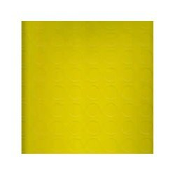 Stud Yellow Vinyl Flooring
