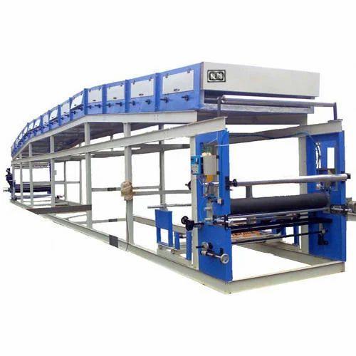 BOPP Tape Adhesive Coating Machine