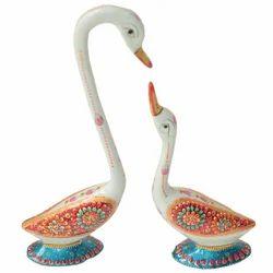 Meena Metal Duck Set
