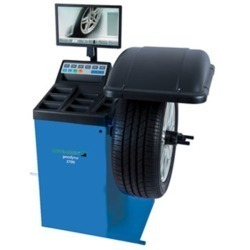 HOFMANN Wheel Balancer Computerize Videographic  Model - Geodyna 3700