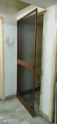 Stainless steel Door mosquito net